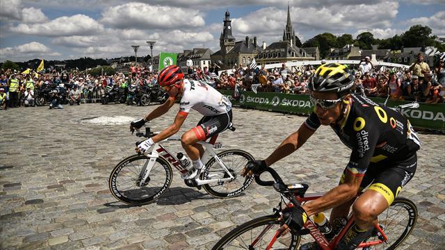 Tour de France: hoogtepunten etappe 5