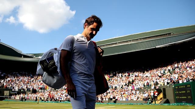 Federer 2-0-s vezetésről és meccslabdáról kapott ki  Andersontól