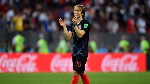 Modric: English media underestimated Croatia