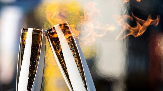 """""""Spiele des Wiederaufbaus"""": Olympischer Fackellauf beginnt in Fukushima"""