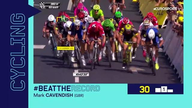 Rekord-Jagd bei der Tour: Cavendish will Merckx ablösen