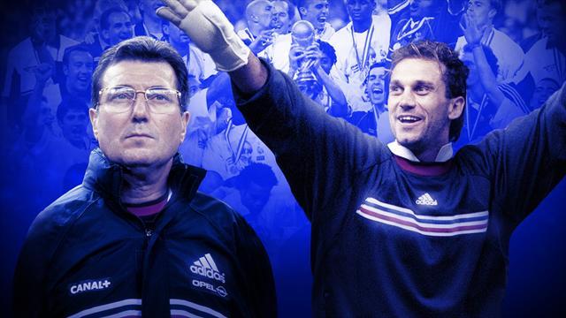 Long format : France 98, champions du monde, champions de l'ombre