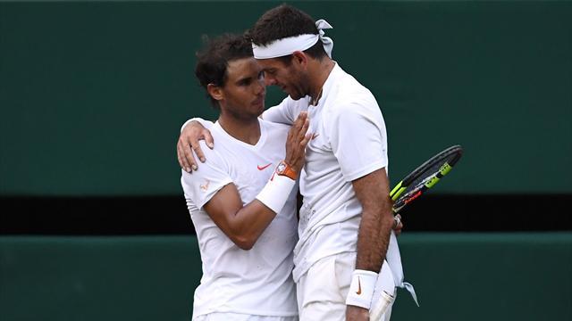 Wimbledon – Ziua 10: Nadal câștigă un meci epic în timp ce Federer este eliminat