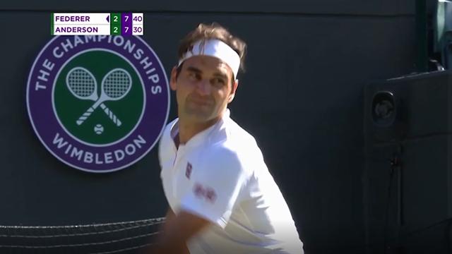 Андерсон провел матч жизни. У измотанного Федерера не было шансов