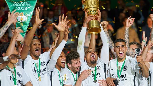 Pokalsieger Frankfurt erwirtschaftet Rekordumsatz