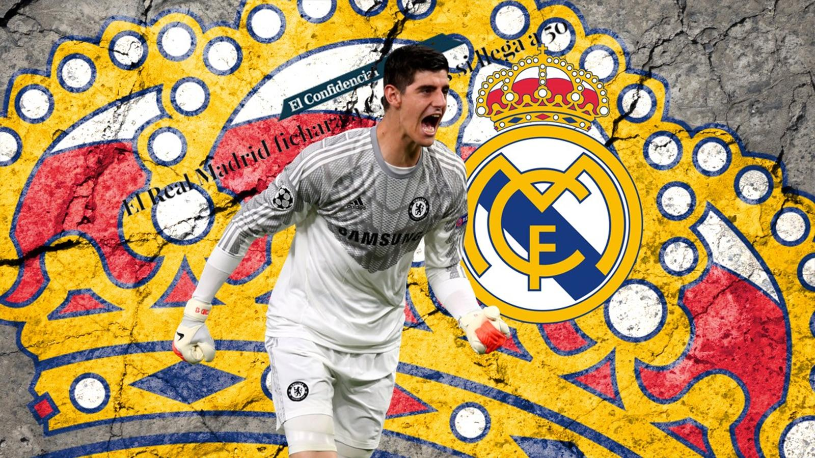1cda65d9dbd VIDEO - Euro Papers  Real Madrid set for £50 million Thibaut Courtois deal  - Transfers - Video Eurosport UK