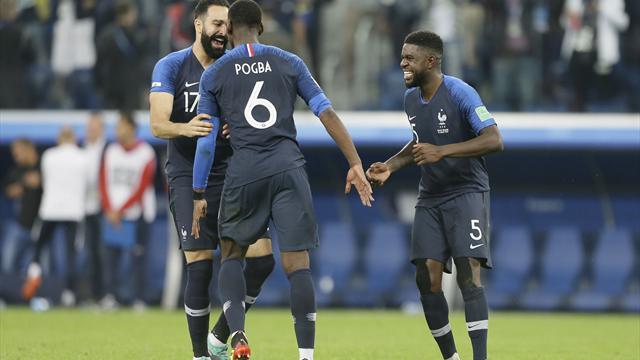 Sportwetten: Frankreich klarer Favorit im WM-Finale gegen Kroatien
