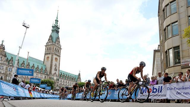 Hamburg-Triathlon: Lindemann peilt erneut Siegertreppchen an