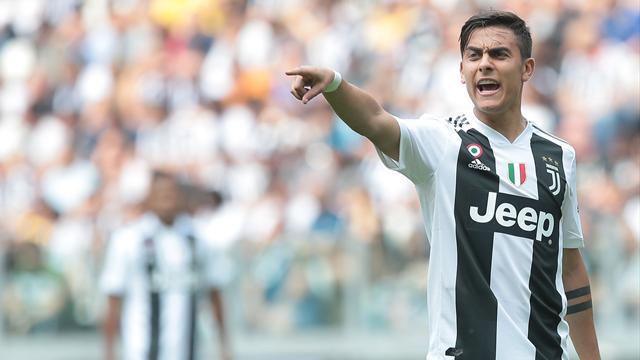 90 Millionen: Muss Dybala wegen Ronaldo bei Juve gehen?