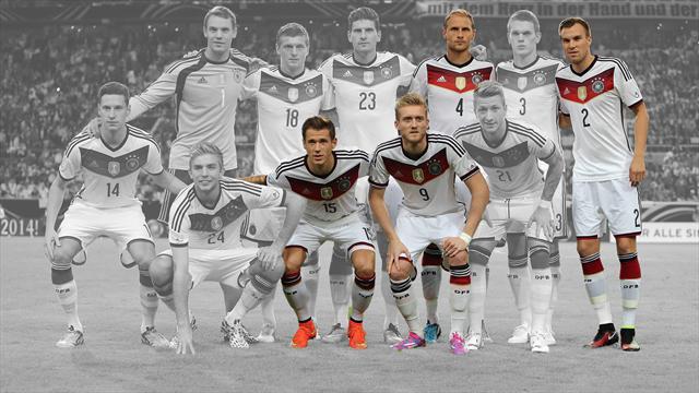 Deutsches Weltmeister-Quartett kämpft um Zukunft