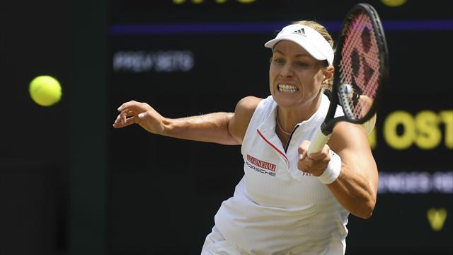 Kerber klar for Wimbledon-finale