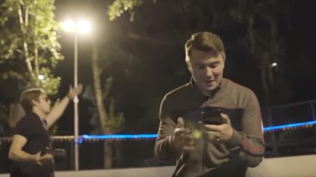 Стогниенко зачитал рэп вчесть выступления сборной РФ наЧМ