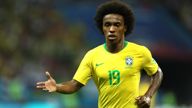 Barca offer £60m for Willian - report