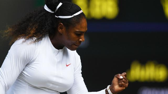 """Wimbledon 2018, Serena Williams, a por su 25º Grand Slam: """"Hace un año apenas podía caminar"""""""