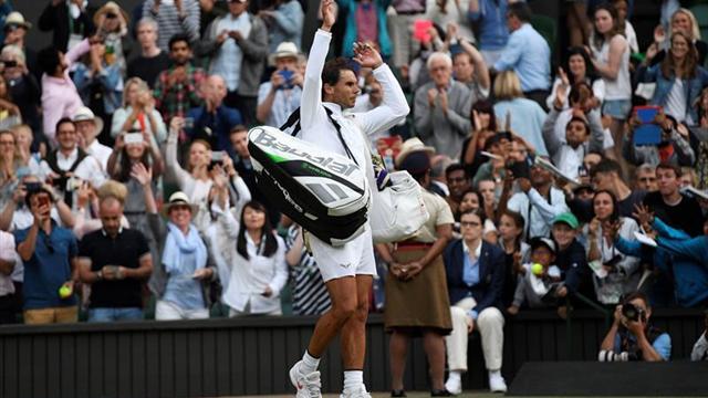 """Francis Roig: """"Nadal es un pelín favorito contra Djokovic"""""""