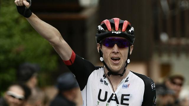 Dan Martin joins Israel Cycling Academy