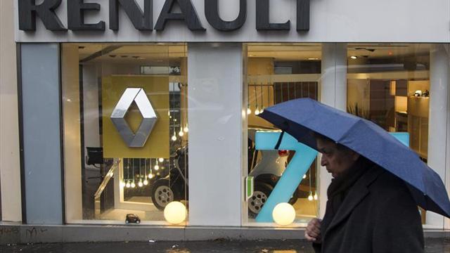 Renault patrocinará al PSG los próximos tres años