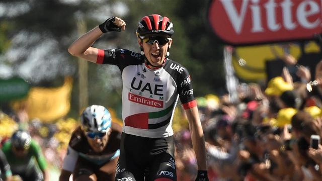 Мартин выиграл шестой этап