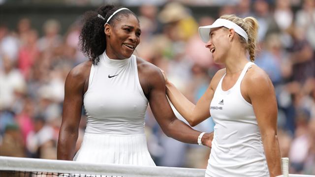 Mindestens ebenbürtig: Darum kann Kerber jetzt Wimbledon gewinnen
