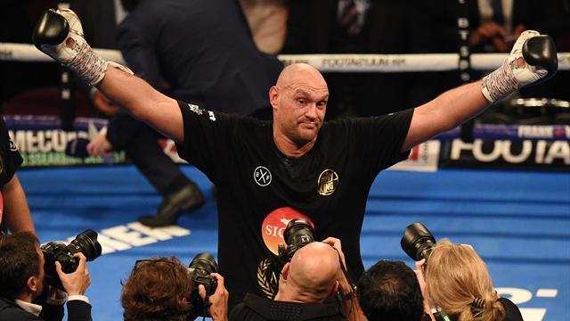 Fury boxt gegen Deutsch-Italiener Pianeta