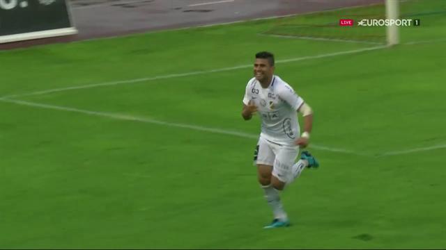 Paulinho utökar till 2-0 kort efter ledningsmålet