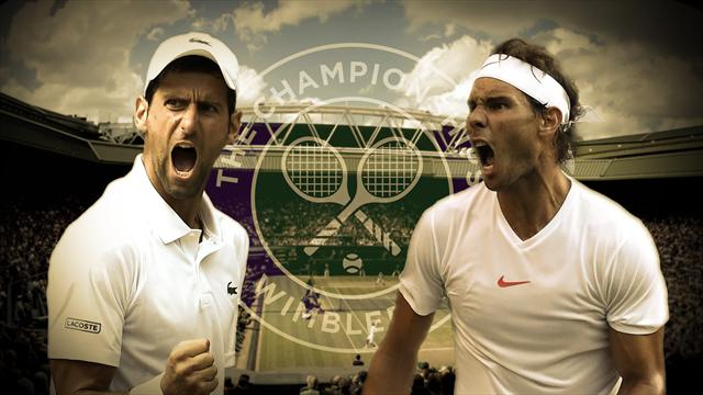 Order of play del Day 12 di Wimbledon 2018: Djokovic-Nadal prima della finale Kerber-Serena Williams