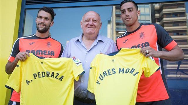 """Alfonso Pedraza: """"Volver al Villarreal es un privilegio"""""""