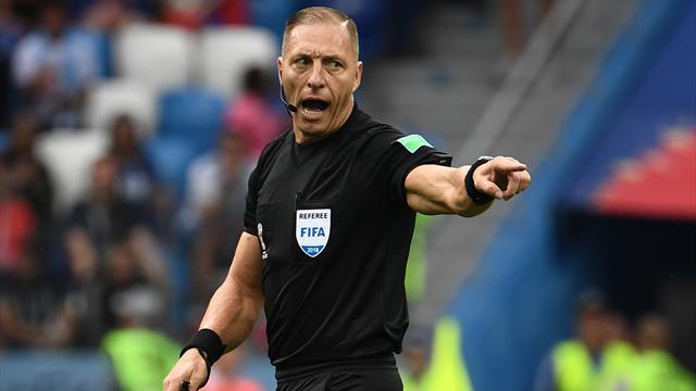 Kleine Überraschung: Argentinier pfeift WM-Finale