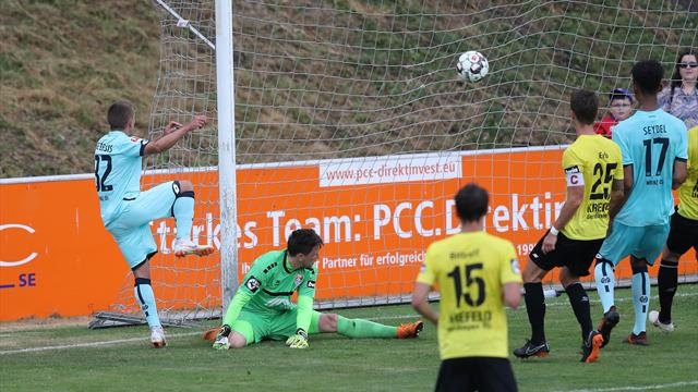 Mainz schlägt Uerdingen mit Weltmeister Großkreutz