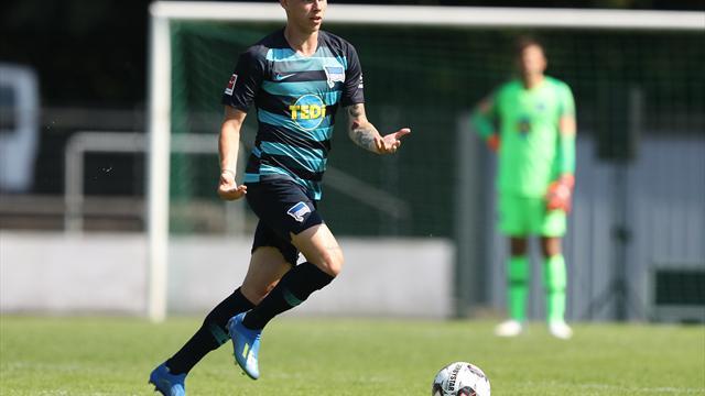 Auftakt ins Trainingslager: Hertha gewinnt bei Sechstligist
