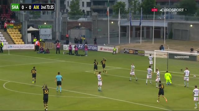 Sundgren spräcker nollan för AIK
