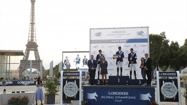 Egypt's Sameh El Dahan wins at the LGCT in Paris – Allen second and Maher fourth in Grand Prix