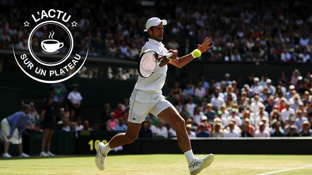 M. Pitana, Djoko-Nadal, étape la plus longue : l'actu sur un plateau