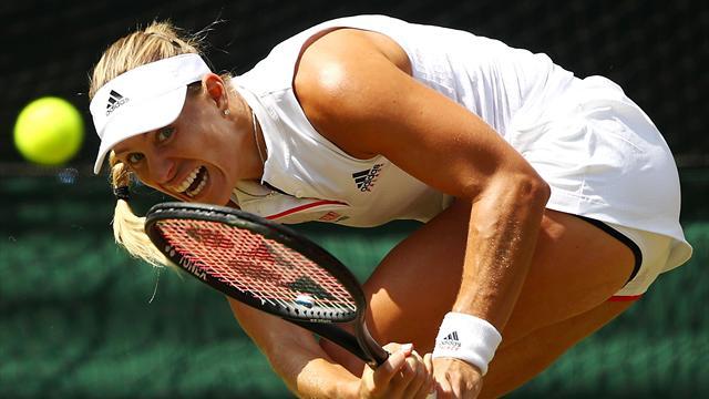 Deutsches Wimbledon: Stolze Kerber, stolze Görges