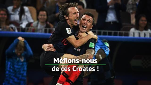 Finale - La Croatie, une équipe dont il faut se méfier