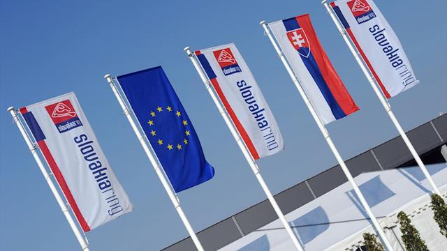 Es viernes en el WTCR de Eslovaquia