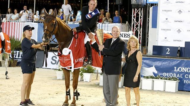 Shane Breen ist der Sieger von Monaco
