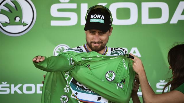 "Fritsch : ""Sauf souci majeur, Sagan va conserver son maillot vert"""