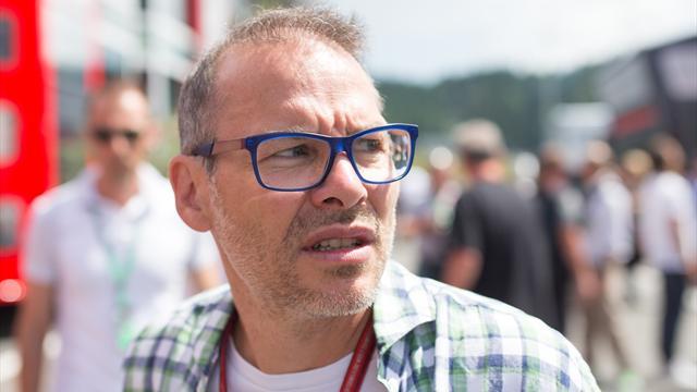 """Villeneuve : """"Frank Williams a choisi Claire au lieu de Jonathan, une grossière erreur"""""""