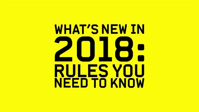 Har du koll på de nya reglerna i årets Tour de France?