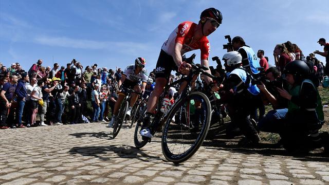 """Fritsch : """"Cette étape de pavés fait plus fantasmer les spectateurs que les coureurs"""""""