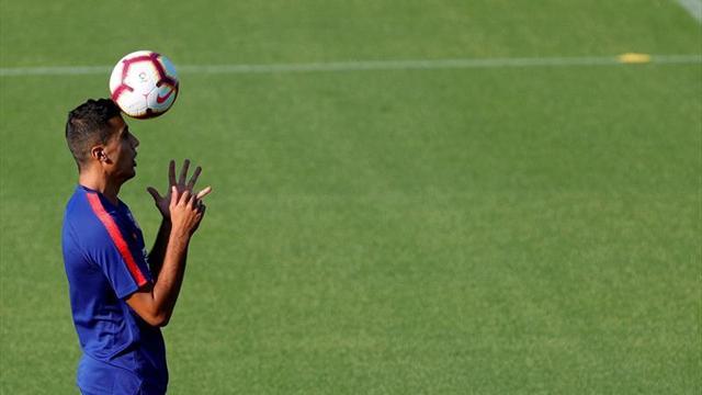 """Rodri: """"Tengo que convertirme en un jugador importante en un club grande"""""""