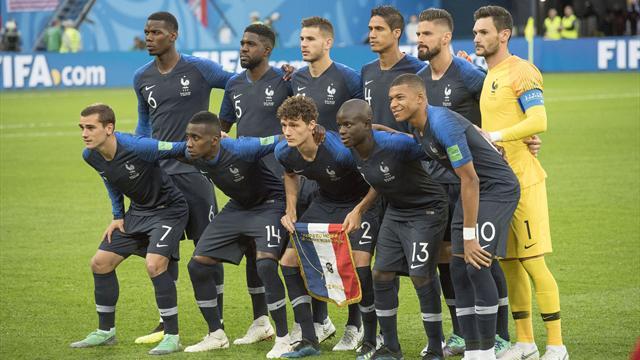 Battiston stellt Frankreich vor: Instinktfußballer Mbappé und Phänomen Kanté