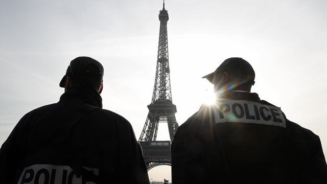 Frankreich setzt 110.000 Polizisten am Finalwochenende ein