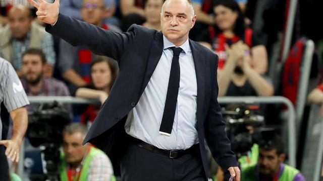 Pablo Laso nombrado mejor entrenador de la Euroliga por segunda vez