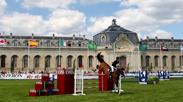 Chantilly, France: a picturesque backdrop for CSI5* Show Jumping