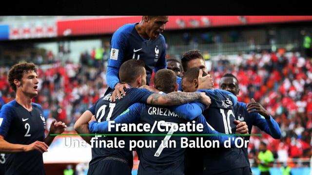 Modric, Varane, Mbappé... Une finale pour un Ballon d'Or ?
