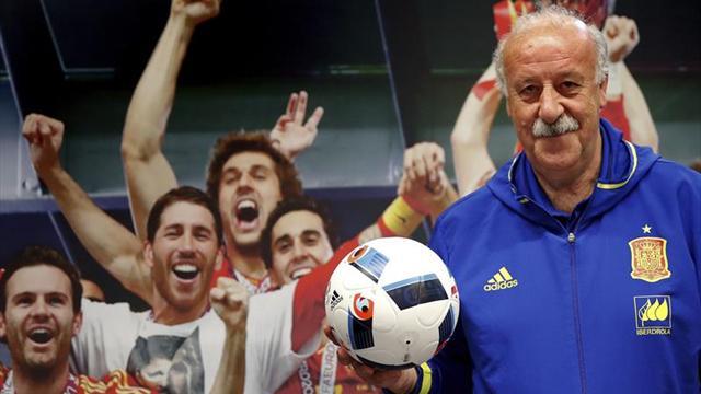 """Del Bosque: """"Cristiano ha dado los mejores años de su vida al Real Madrid"""""""