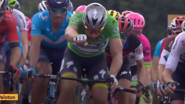 """Contador en Eurosport, Super Peter Sagan y sus locuras: """"Te empieza a tocar el freno"""""""