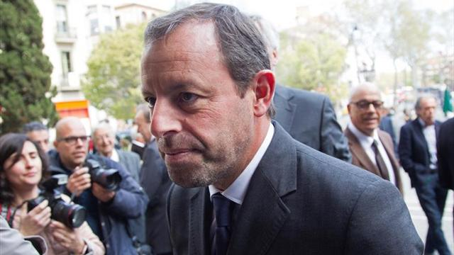 La juez da su visto bueno al traslado de Rosell a una cárcel catalana